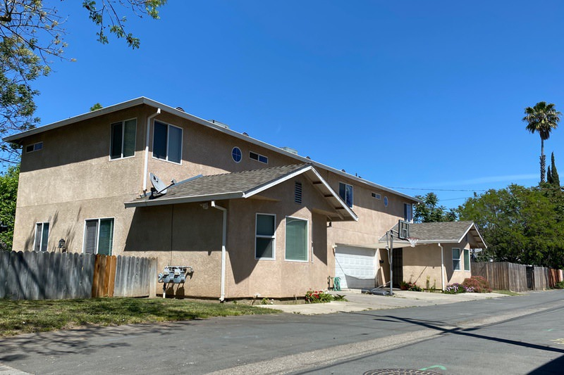 Housing Authority County of San Joaquin property at 508 S. Central Ave., Lodi, CA